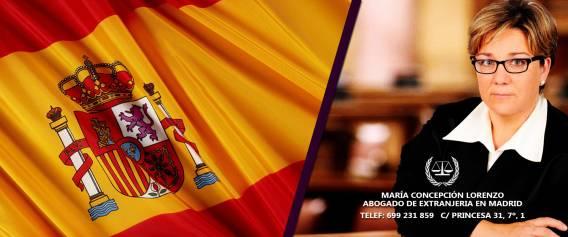 Abogados Extranjería Madrid. Solicitud de Nacionalidad Española