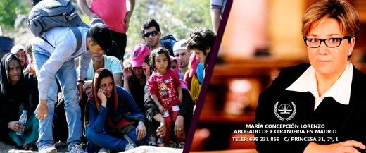 Abogado para solicitar Asilo y Refugio en España
