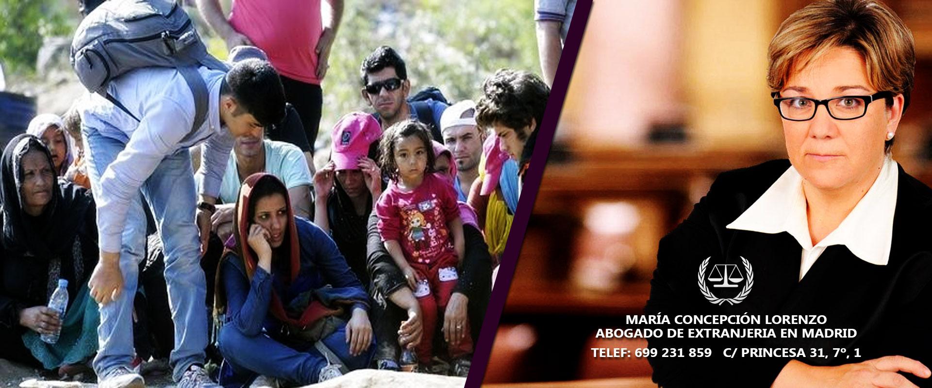 Solicitar asilo y refugio en espa a abogados de extranjer a madrid - Oficina de asilo y refugio ...