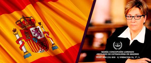 abogado nacionalidad española